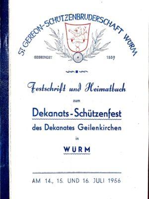Festschrift und Heimatbuch 1956